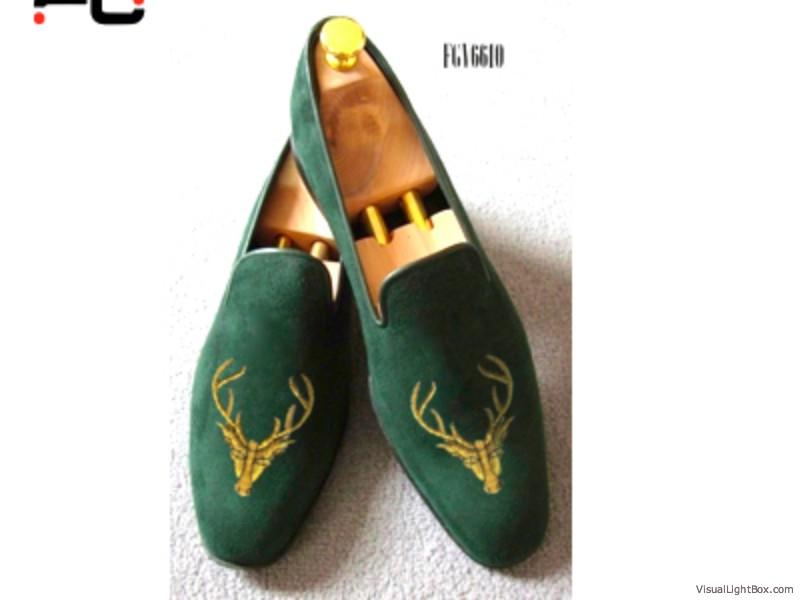 feinste Stoffe zuverlässige Leistung heiß-verkaufendes echtes Benutzerdefinierte samt Hausschuhe | FG Shoes